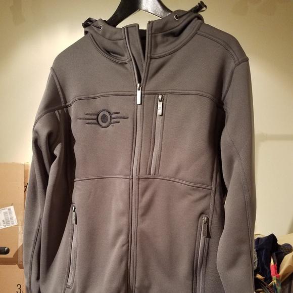 Vault Tec Christmas Sweater.Fallout Vault Tec Zip Up